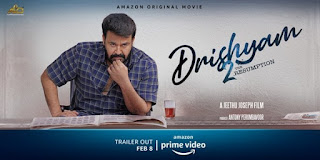 Drishyam 2 First Look Poster 2