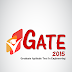 GATE (GRADUATE APTITUDE TEST IN ENGINEERING) 2015 NOTIFICATION, INTRODUCTION