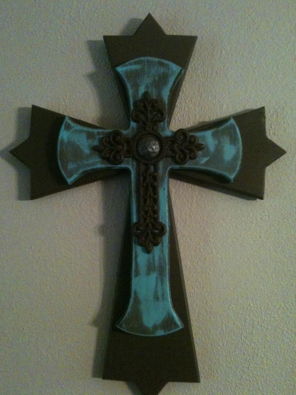 Crosses For Sale >> E's Unique Boutique: Decorative Wooden Crosses