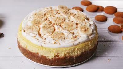 ★★★★★ | Banana Pudding Cheesecake