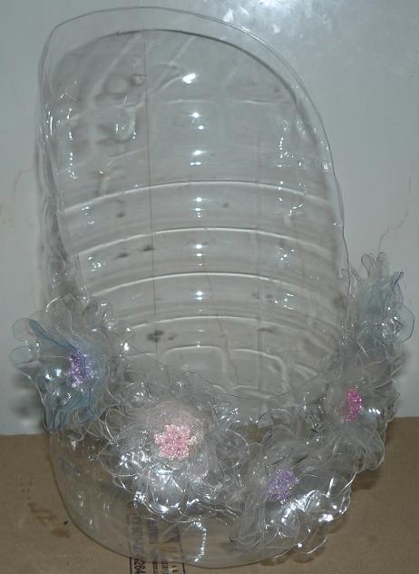 Карман из пластиковой бутылки