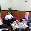 Kepala Kantor Kementerian Agama Kab Sinjai, Apresiasi Kedatangan Tim BRI Syariah KCP Bone