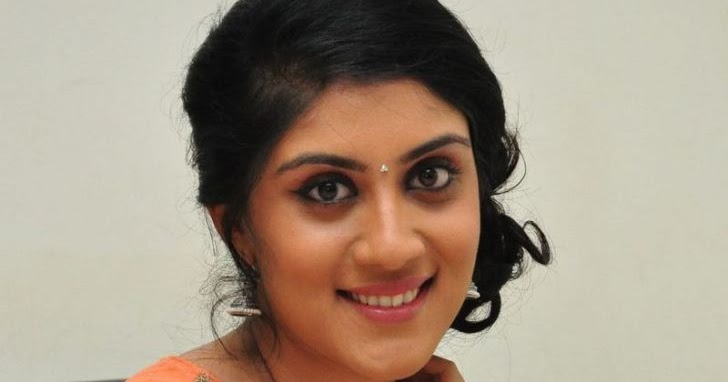 South hot actress Dhanya Balakrishna Latest images in orange color outfits