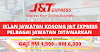 Pelbagai Jawatan Kosong Ditawarkan Di J&t Express ~ Gaji Mencecah  6,000 Ringgit Malaysia !! ~ Mohon Segera