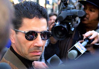 "Philadelphia mob boss Joseph ""Skinny Joey"" Merlino and more than 40 made members and associates from four of New York's Five Families were arrested"