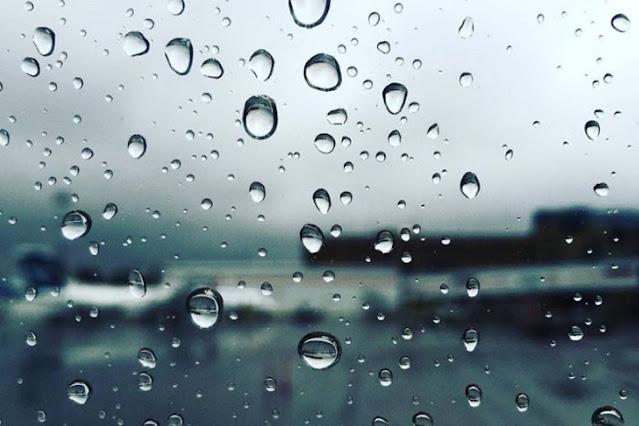 Bροχές και καταιγίδες