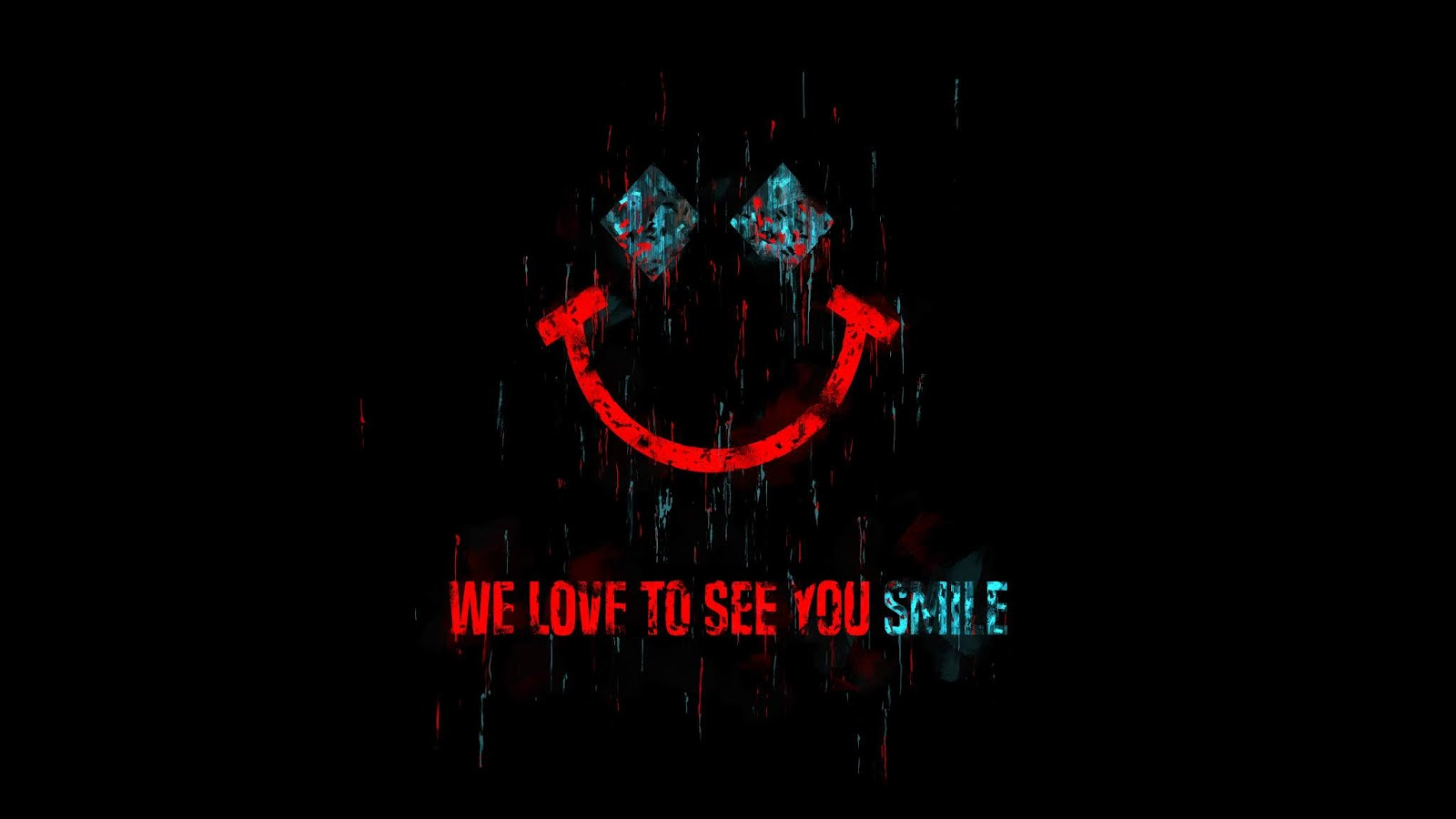 We Love To See You Smile Joker Quote 5k Wallpaper
