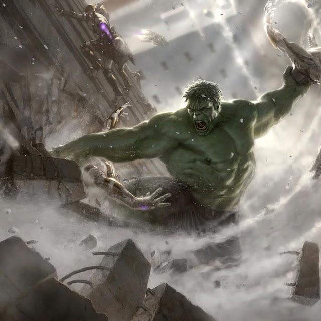 HULK Wallpaper Engine
