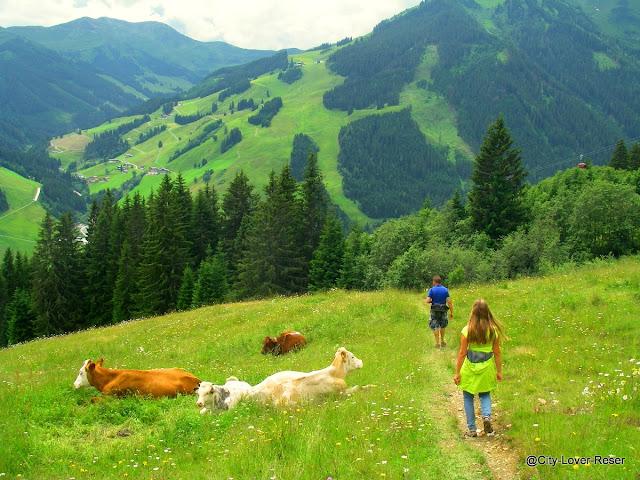 Österrike, Saalbach