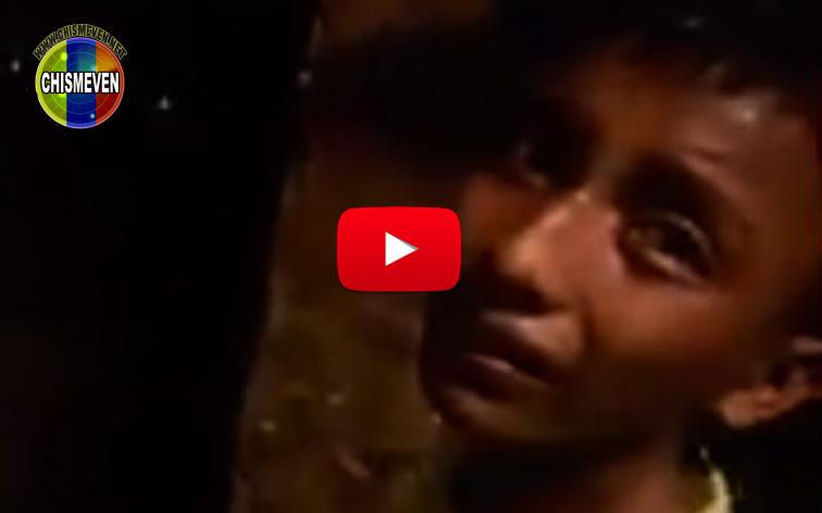 Niño Wayú torturado por la Guardia Nacional Asesina