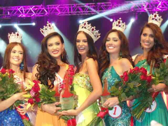 Miss World Philippines 2014 Q&A Portion