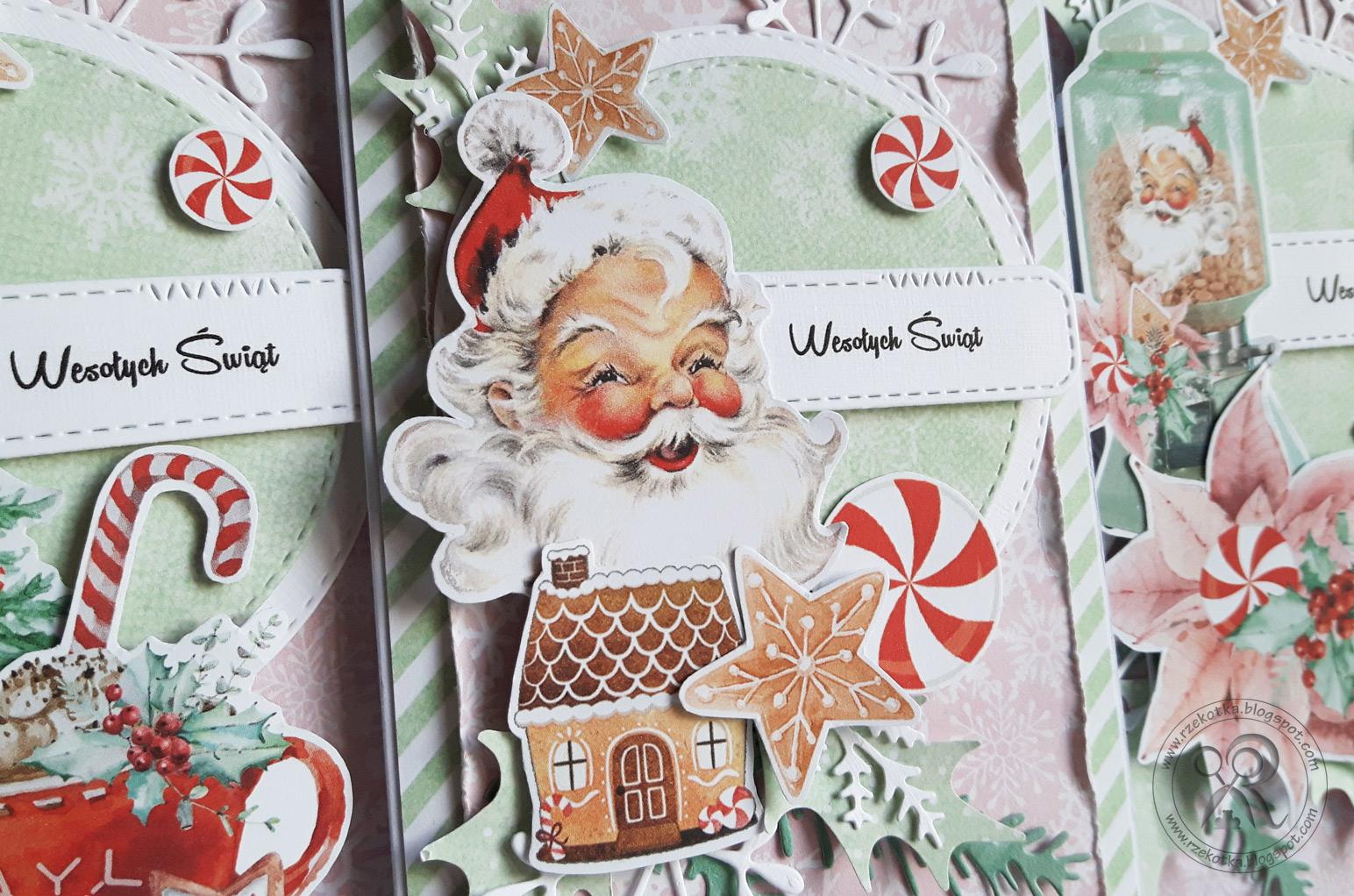Kartka z Mikołajem