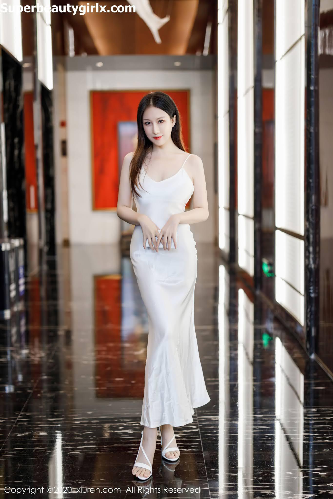 XIUREN-No.2675-Yue-Yin-Tong-Superbeautygirlx.com