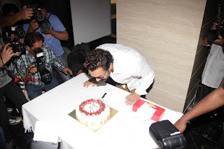 Bollywood Actor Aamir Khan Birthday Party Celetion Stills  0018.JPG