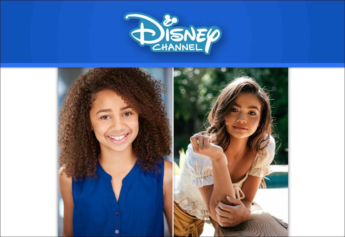 Newcomer Izabela Rose Leads Ensemble Cast For New Disney