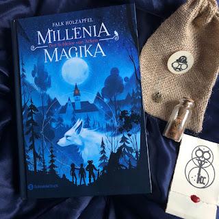 Millenia Magika: Der Schleier von Arken (Band 1)