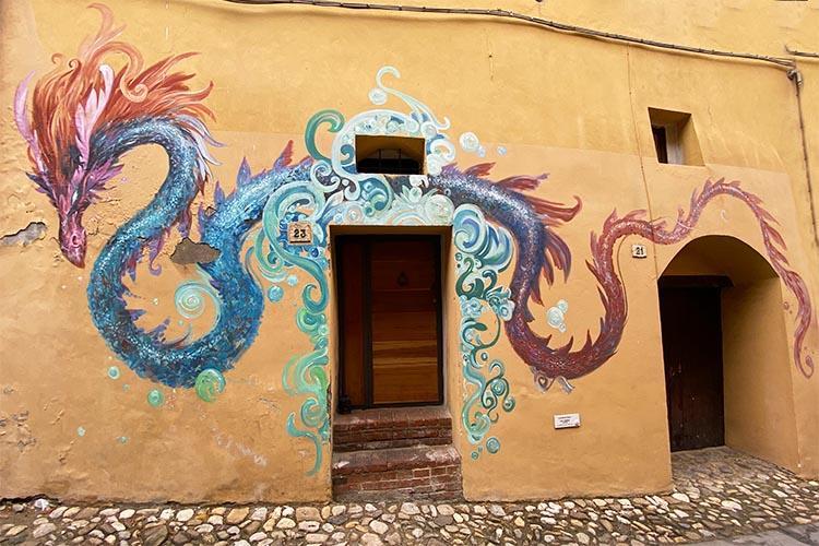 I murales più belli d'Italia