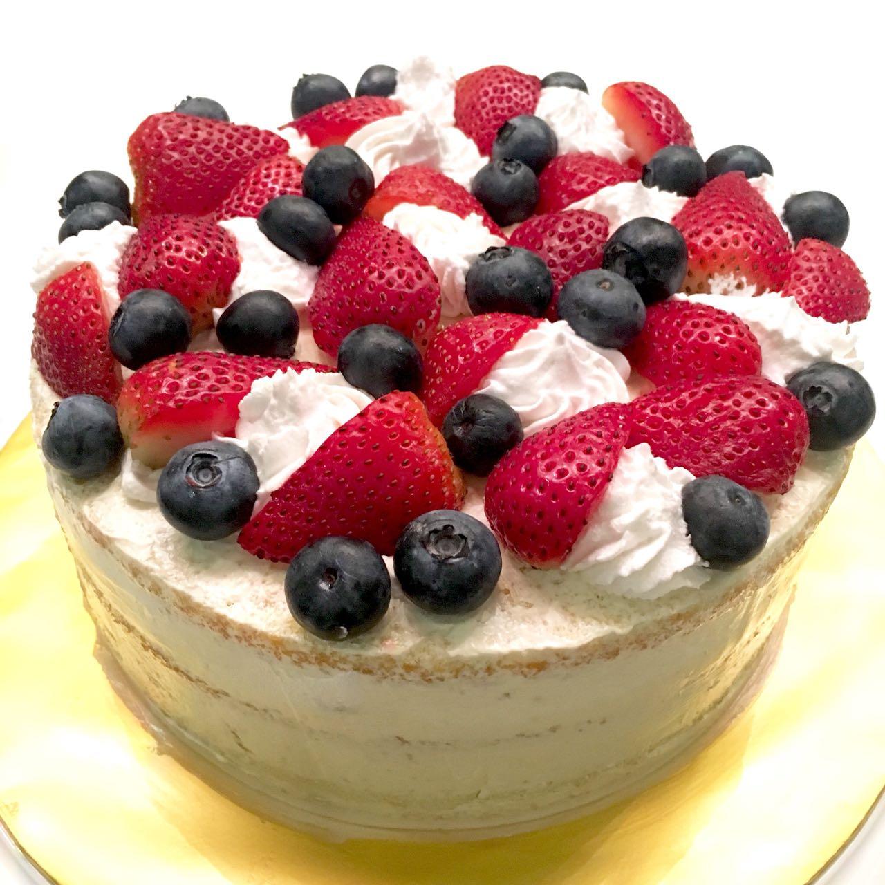 LATIHAN EKSKLUSIF: Kursus Buat Kek Dan Biskut Sebelum