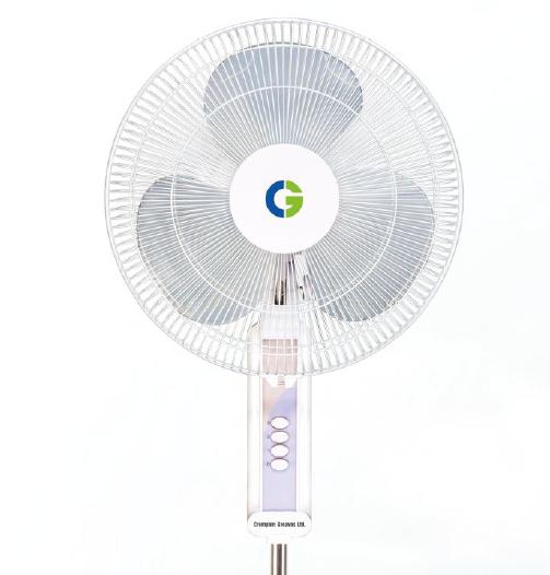 6 High Flow Fan : Crompton greaves mm high flow wave pedestal fan osc
