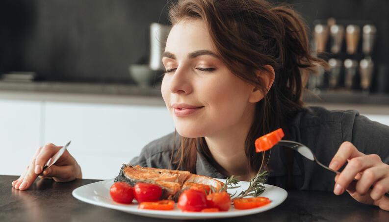Cheirar esses 5 alimentos pode ajudá-lo a perder peso - sério!