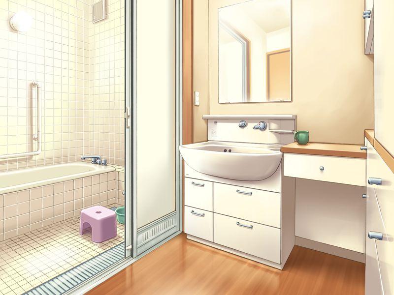 Kaitova kuca Bathroom%2B%2528Anime%2BBackground%2529%2B001