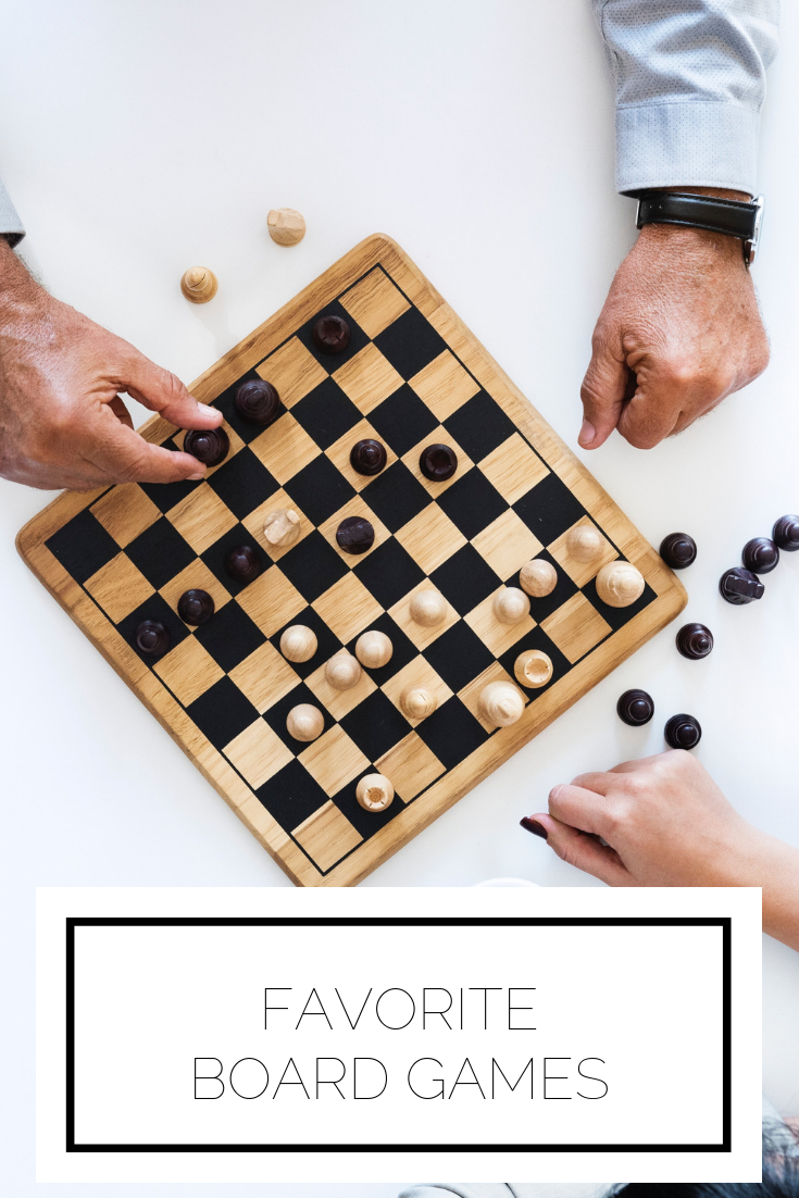Click to read now or pin to save for later! Here is a list of my favorite board games to inspire you to add to your collection