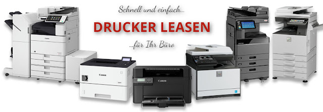 Druckerleasen-Screenshot
