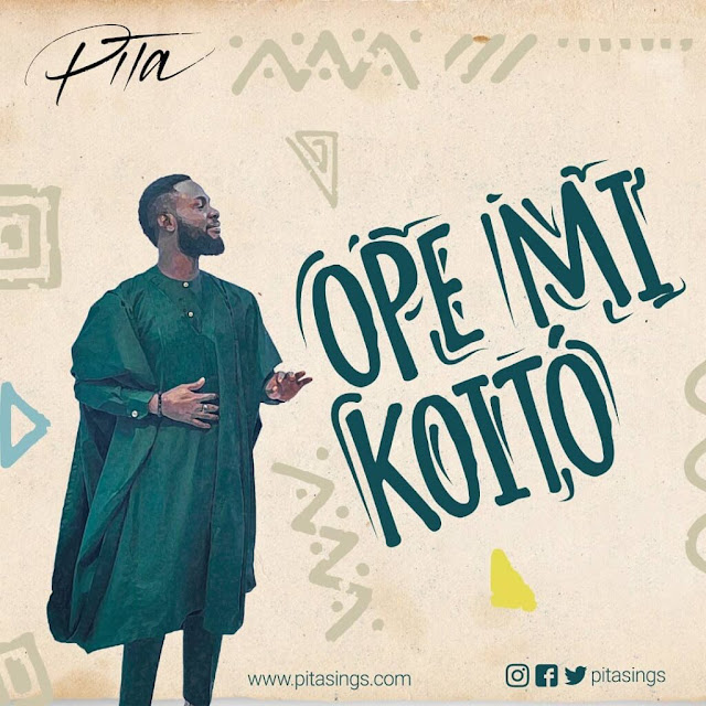 Audio + Video: PITA- Ope Mi