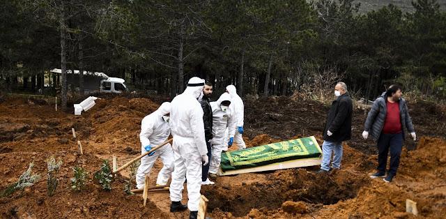 Τουρκία: Έσφαξαν 180 αρνιά ως θυσία στον Αλλάχ