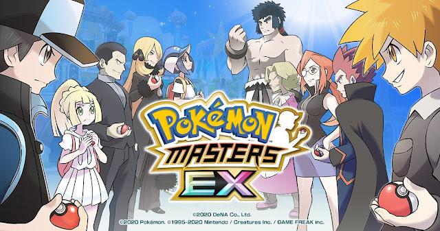 Berkenalan dengan Pasangan Sinkronisasi (Sync Pairs) Baru di Pokemon Masters EX