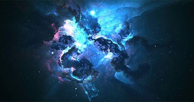 Xiaomi Wallpaper Blue Black: Dark Blue Galaxy Wallpaper Engine