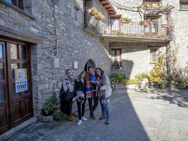 Casa rural Lanau