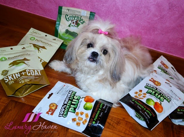 luxury haven reviews vitacost dog treats dental chews