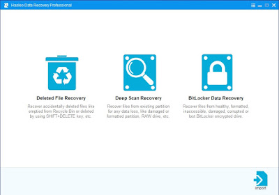 Easy & Safe Data Recovery Software Helps to Recover Lost Data Under Any Conditions!