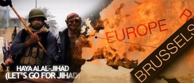 Σοκαριστικό βίντεο του ISIS καλεί σε ιερό πόλεμο (τζιχάντ) κατά της Ευρώπης