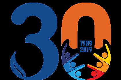 Logo HUT 30 BRI AGRO