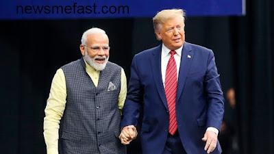 Donald-trump-in-india