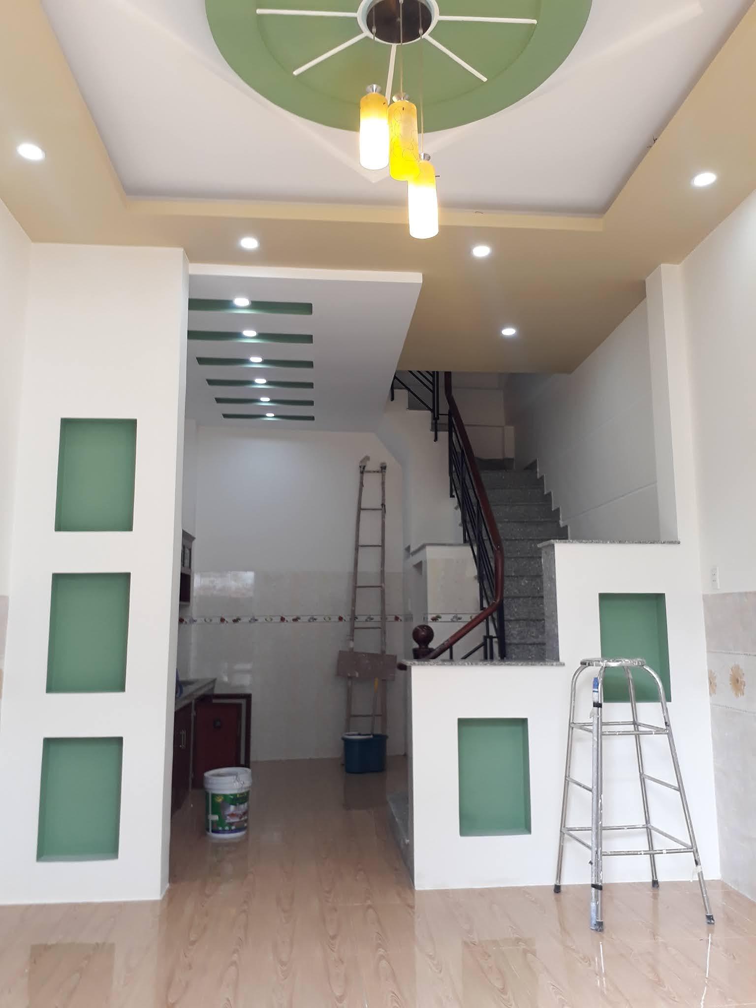 Bán nhà hẻm 5m Đường số 16 phường Bình Hưng Hòa A quận Bình Tân giá rẻ 2020