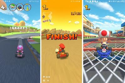 شرح وتحميل لعبة Mario Kart Tour للاندرويد والايفون 2020