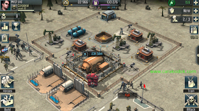 strategy call of duty heroes mod apk