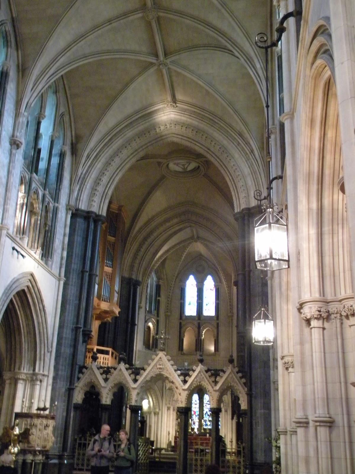 Christ Church Cathedral Dublin Ireland Imponderabilia