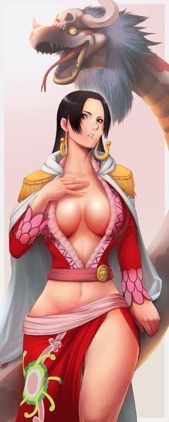 Boa Hancock - One Piece Picture - BLOGFANART