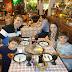 Rodízio de Massas, Caleche Restaurante