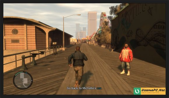 Grand Theft Auto IV PC Gameplay