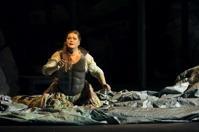 Catherine Foster (Brünnhilde) - Wagner: Siegfried - Bayreuth Festival (©Bayreuther Festspiele / Enrico Nawrath)