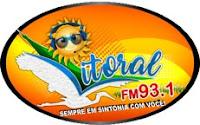 Rádio Litoral FM 93,1 de Salinópolis PA