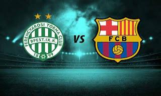 مشاهدة مباراة برشلونة وفرينكفاروزي بث مباشر 20-10-2020 دوري أبطال أوروبا