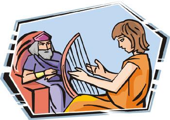 Davi harpista