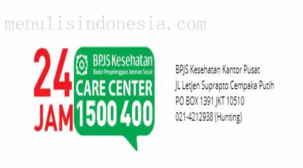 no telepon dan alamat kantor BPJS Kesehatan di Medan