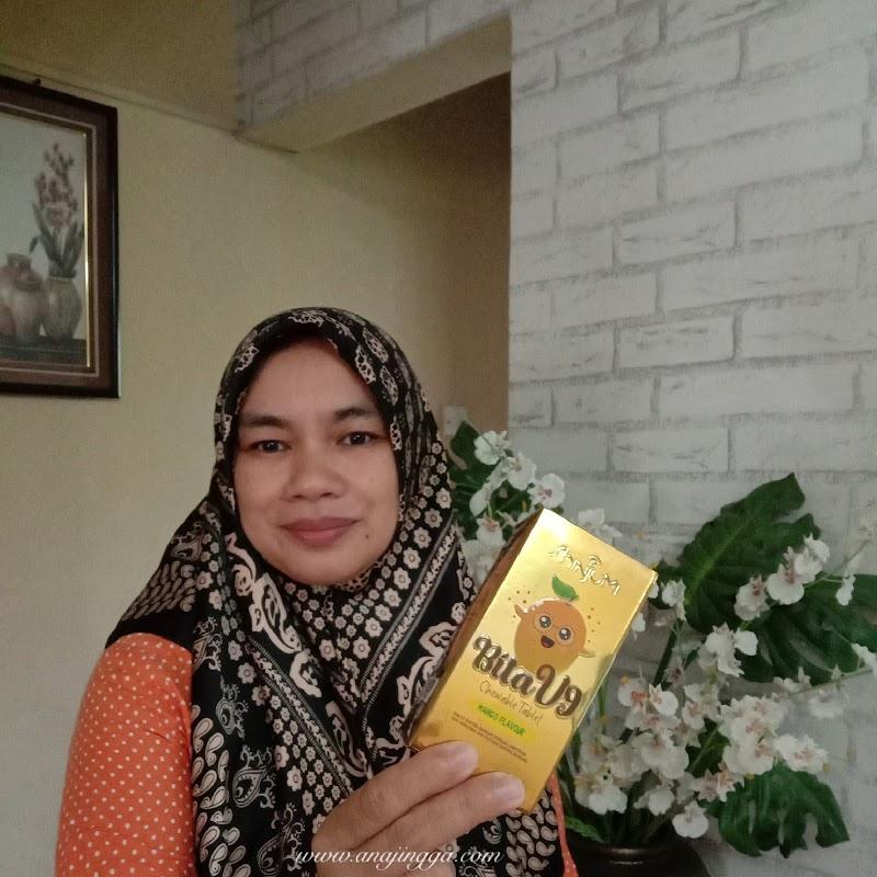 Tips penjagaan wajah wanita 40-an dengan tablet kunyah Shinjumi Bita V9